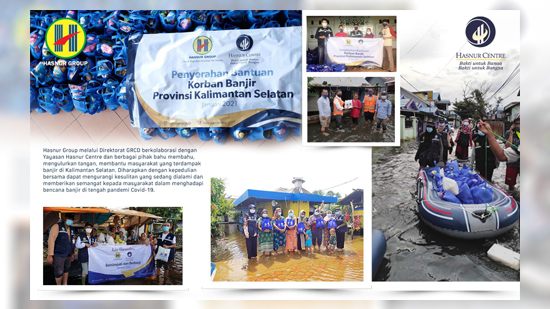 Hasnur Group CSR Activity