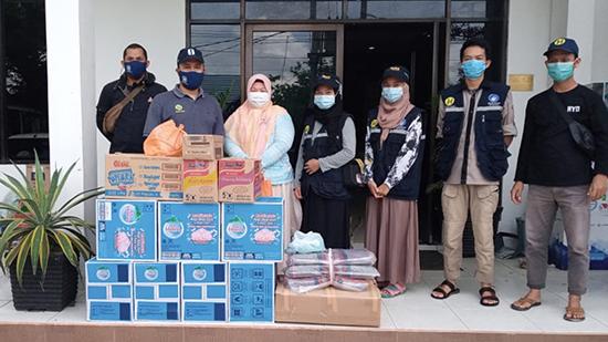 Hasnur Group Memberikan Bantuan Banjir Kalsel